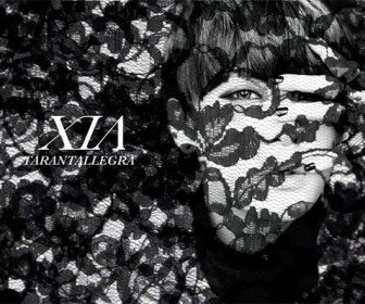 JYJ Junsu Xia Tarantallegra 1st Album Cover