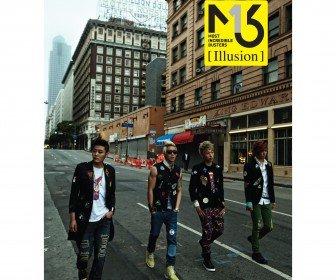M.I.B Illusion Album Cover