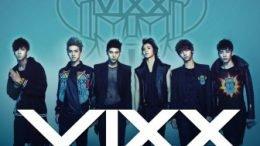 VIXX Super Hero mini Album Cover