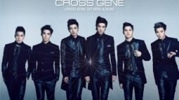 Cross Gene Timeless: Begins mini-Album Cover