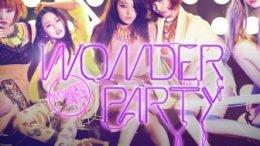 Wonder Girls Wonder Party Album Cover