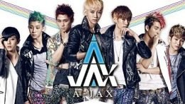 A-JAX 2nd Digital Single Cover
