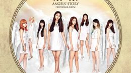 AOA Angel's Story First Single Album Cover