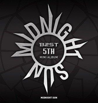B2ST/BEAST Midnight Sun mini-Album Cover