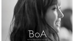 BoA Only One 7th Album Cover