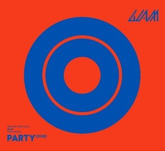 GLAM Party (XXO) Single Cover