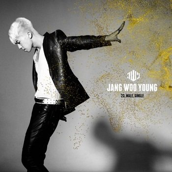 2PM Wooyoung 23, Male, Single Album Cover