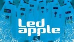 LED Apple Run To You mini-Album Cover