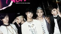 NU'EST Action First mini-Album Cover