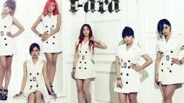T-ARA Day By Day mini-Album Cover