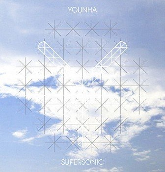 Younha Supersonic Album Cover