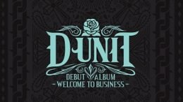 D-Unit Welcome To The Business Album Cover