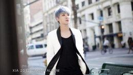 JYJ Junsu (XIA) Single Album Cover