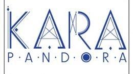 KARA Pandora 5th mini-Album Cover