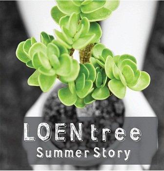 (BEG) Ga-In & Ra.D LOEN Tree Summer Story Album Cover