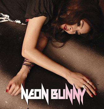Neon Bunny Happy Ending mini-Album Cover
