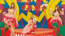 Orange Caramel My Sweet Devil Single Cover