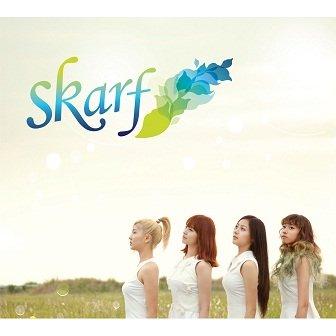 Skarf Single Album Cover