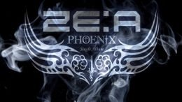 ZE:A Phoenix Single Album Cover