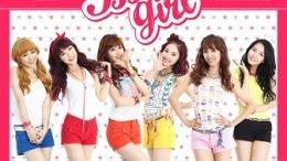 BBde Girl 1st Single Cover