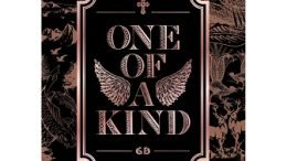 G-Dragon One Of A Kind 1st mini-Album Cover