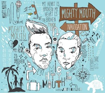 Mighty Mouth Navigation mini-Album Cover