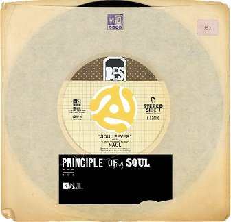 Brown Eyed Soul Naul Principle Of My Soul Album Cover