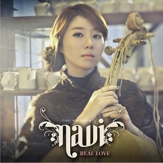Navi Real Love EP Cover