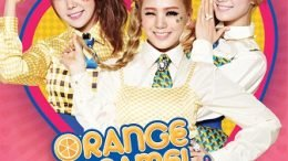 Orange Caramel Lipstick 1st Album Cover