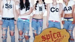 SPICA 2nd Digital Single Cover
