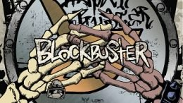Block B Blockbuster Album Cover