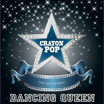 Crayon Pop 2nd Single Cover