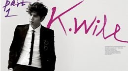 K.Will 3rd Album Cover