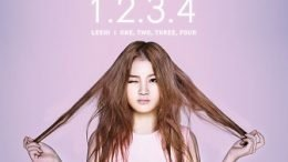 Lee Hi 1,2,3,4 Single Cover