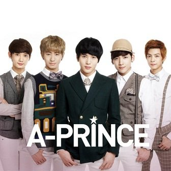 A-Prince EP Cover