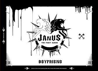 Boyfriend 1st Album Cover