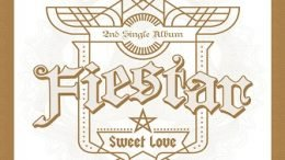 FIESTAR 2nd Single Cover