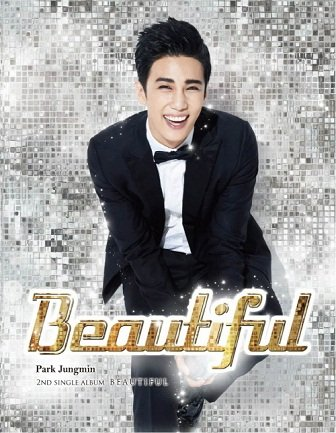 Park Jung Min Beautiful 2nd Single Album Cover