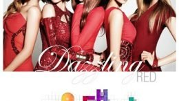 Dazzling Red The Color Of K-Pop Cover