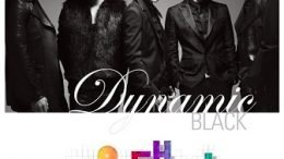 Dynamic Black The Color Of K-Pop Cover