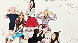 Hello Venus 2nd mini-Album Cover