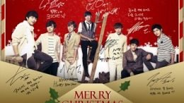 Infinite Merry Christmas EP Cover