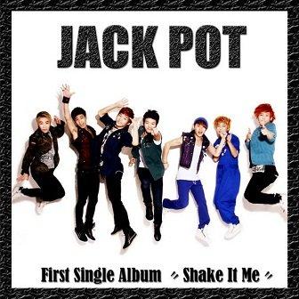 Jackpot Single Cover