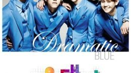 Dramatic Blue The Color Of K-Pop Cover