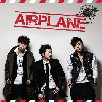 Airplane Debut EP Cover