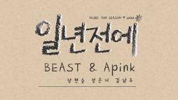 Beast A Pink - A Year Ago