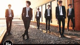 Boyfriend Repackaged Album Cover