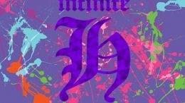 Infinite H Debut Album Cover