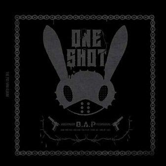 B.A.P 2nd mini-Album Cover