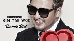Kim Tae Woo T-Love EP Cover